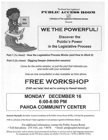 We the Powerful Workshop 12-16-13 6